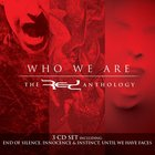 Who We Are: Red Anthology Triple CD CD
