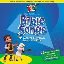 Cedarmont Kids: Bible Songs (Kids Classics Series)
