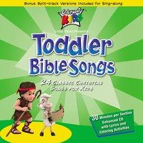 Cedarmont Kids: Toddler Bible Songs (Kids Classics Series)