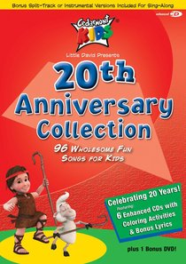 Cedarmont Kids 20Th Anniversary Collection (6 Cds)