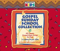 Cedarmont Kids: Gospel Sunday School Collection (3 Cds)