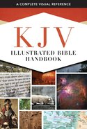 KJV Illustrated Bible Handbook Hardback