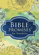 Bible Promises For Teachers (Hcsb) Hardback