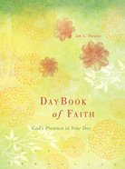 Daybook of Faith Hardback