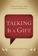 Talking is a Gift Hardback