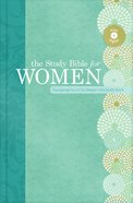HCSB Study Bible For Women Sky Blue