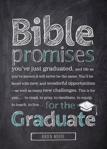 Bible Promises For the Graduate