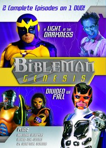 Bibleman Genesis #06 (2in1) (Bibleman Genesis Series)