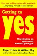 Getting to Yes (2nd Ed) Paperback