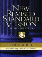 NRSV Oxford Catholic Edition With Apocrypha Hardback