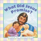 Wisdom For Young Hearts: What Did Jesus Promise? Board Book