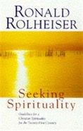 Seeking Spirituality Paperback