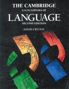 Cambridge Encyclopedia of Language Paperback