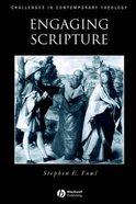 Engaging Scripture Paperback
