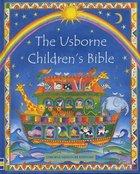 The Usborne Children's Bible (Small Format) Hardback