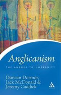 Anglicanism Paperback