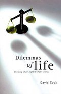 Dilemmas of Life Paperback