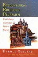 Encountering Religious Pluralism Paperback