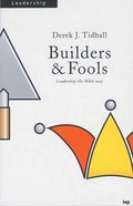 Builders & Fools: Images of Pastoral Ministry in Paul
