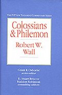 Ivp Ntc: Colossians & Philemon (Ivp New Testament Commentary Series) Hardback