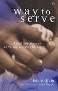Way to Serve Paperback