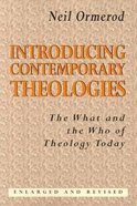 Introducing Contemporary Theologies Paperback