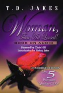 Woman, Thou Art Loosed! (Unabridged, 5 Cds) CD