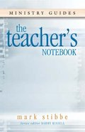 The Teacher's Notebook