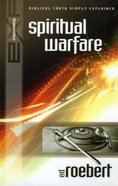 Explaining: Spiritual Warfare Paperback