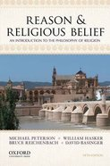 Reason and Religious Belief (5th Edition) Paperback