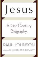 Jesus: A Biography From a Believer