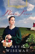 Plain Peace (#06 in Daughters Of Promise Series) eBook