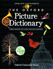 Oxford Picture Dictionary: Vietnamese
