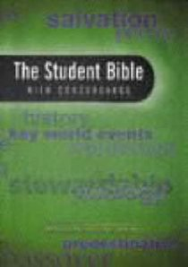 The NIV Student Bible With Concordance