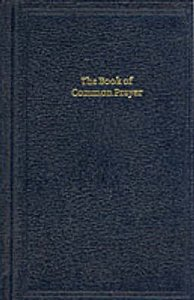 Book of Common Prayer Standard Edition Black