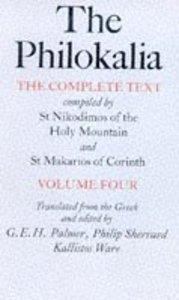 Philokalia (Vol 4)