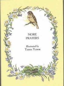 More Prayers