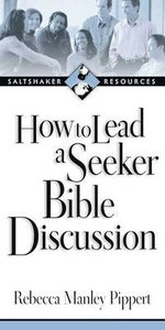Saltshaker Resources: How to Lead a Seeker Bible Discussion