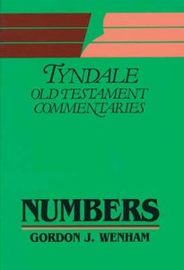 Numbers (Tyndale Old Testament Commentary Series)