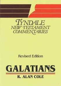 Galatians (Tyndale New Testament Commentary Series)