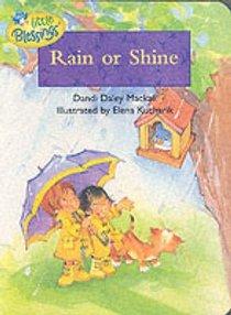 Rain Or Shine (Little Blessings Series)