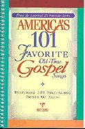 America's 101 Favourite Gospel Songs (Music Book)