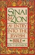 Sinai & Zion Paperback