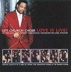 Love is Live CD