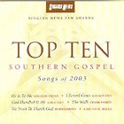 Top 10 Southern Gospel Songs of 2003 CD