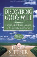 Discovering God's Will Paperback