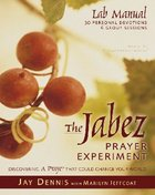 The Jabez Prayer Lab Manual Paperback