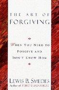 The Art of Forgiving Paperback