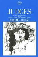 Anchor: Judges (#06A in Anchor Bible Commentaries Series) Hardback