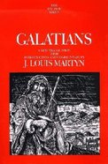 Anchor: Galatians (#33A in Anchor Bible Commentaries Series) Hardback